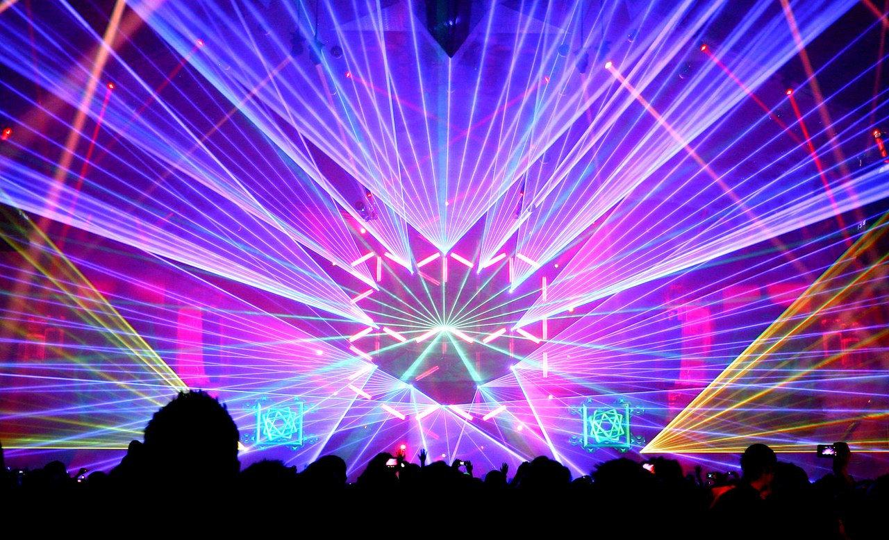 В Днепре на День города покажут лазерное шоу. Новости Днепра