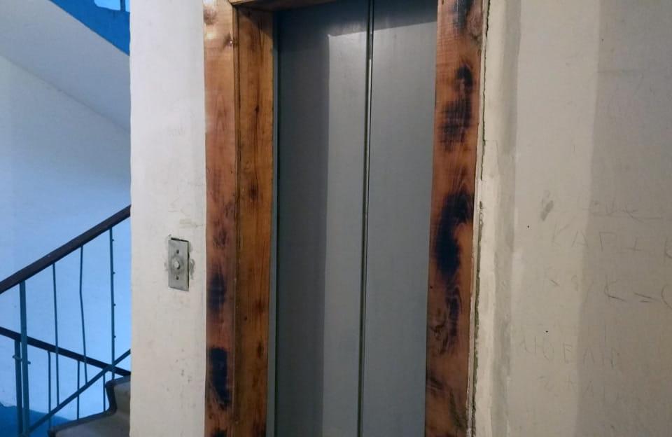 В Днепре упал лифт с человеком. Новости Днепра