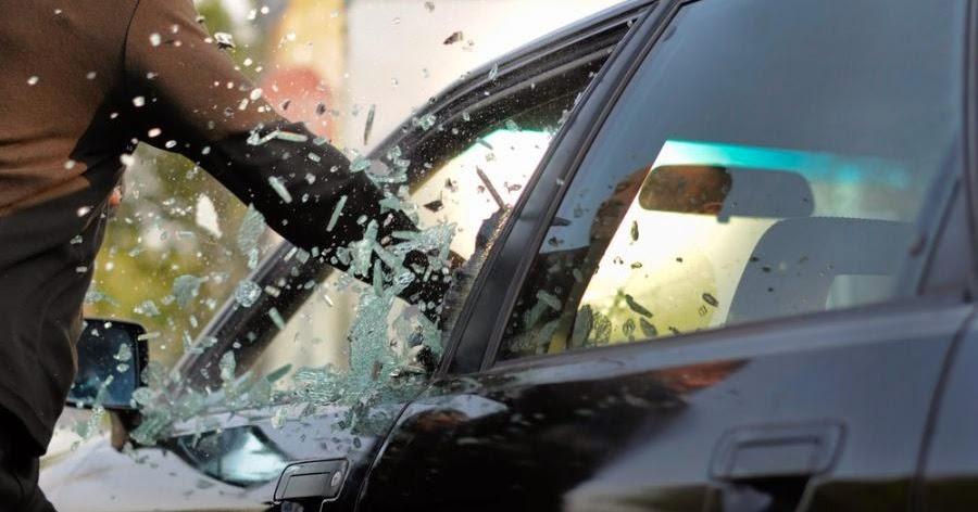 Бьют, но не любят: в Днепре по ночам крушат стекла автомобилей. Новости Днепра