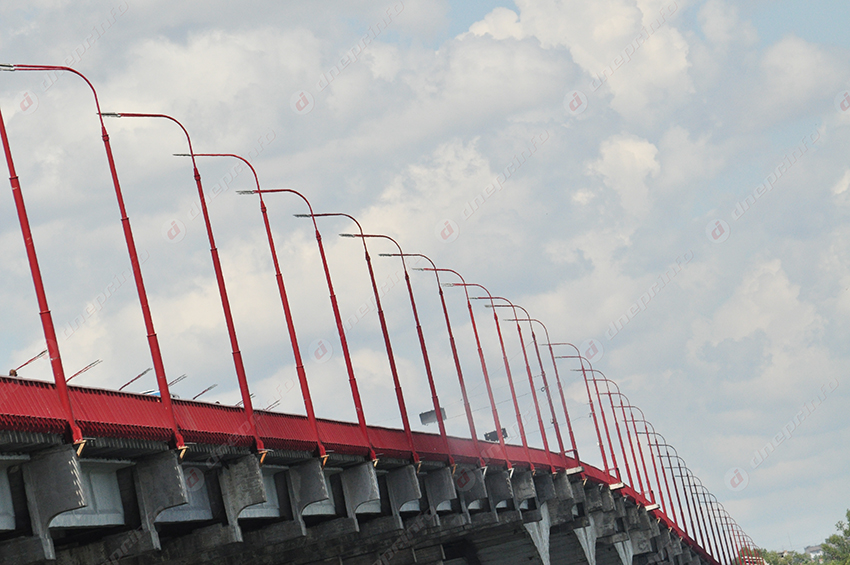 Скандальный Новый мост: прокуратура заинтересовалась переправой. Новости Днепра