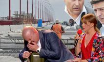 «Как достроить мост за 2 дня»: пародия на пари Филатова и Зеленского от «95 Квартала»