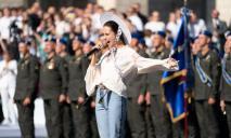 Скандальная украинская певица засветилась в куртке из российского флага