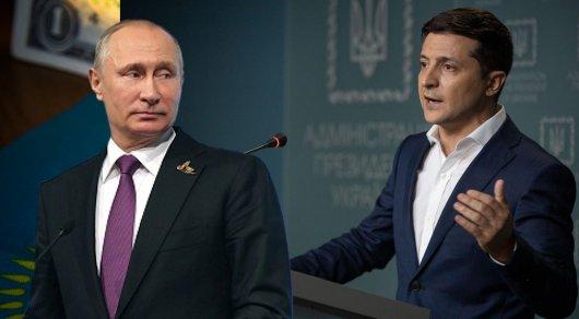 Зеленский и Путин готовятся к встрече: подробности. Новости Украины