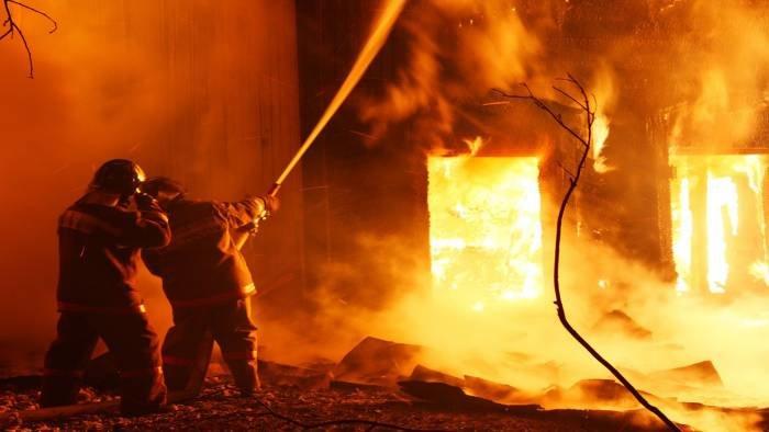 Жилой дом охватило огнем: причины возгорания устанавливались. Новости Днепра