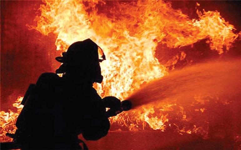 В Днепре произошел пожар в многоэтажке. Новости Днепра