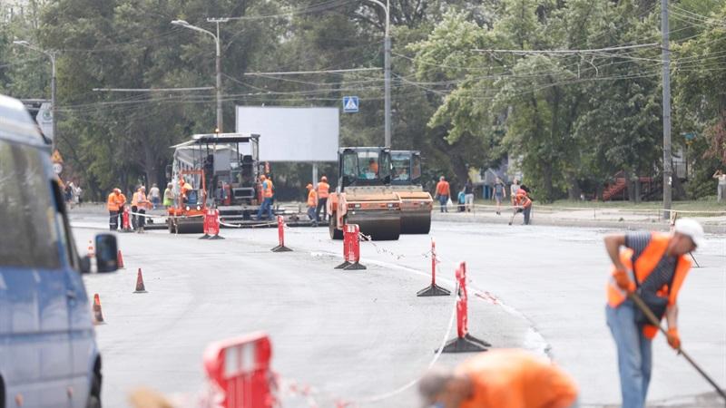Перекрытие дорог по всему городу: заранее планируйте свои передвижения. Новости Днепра