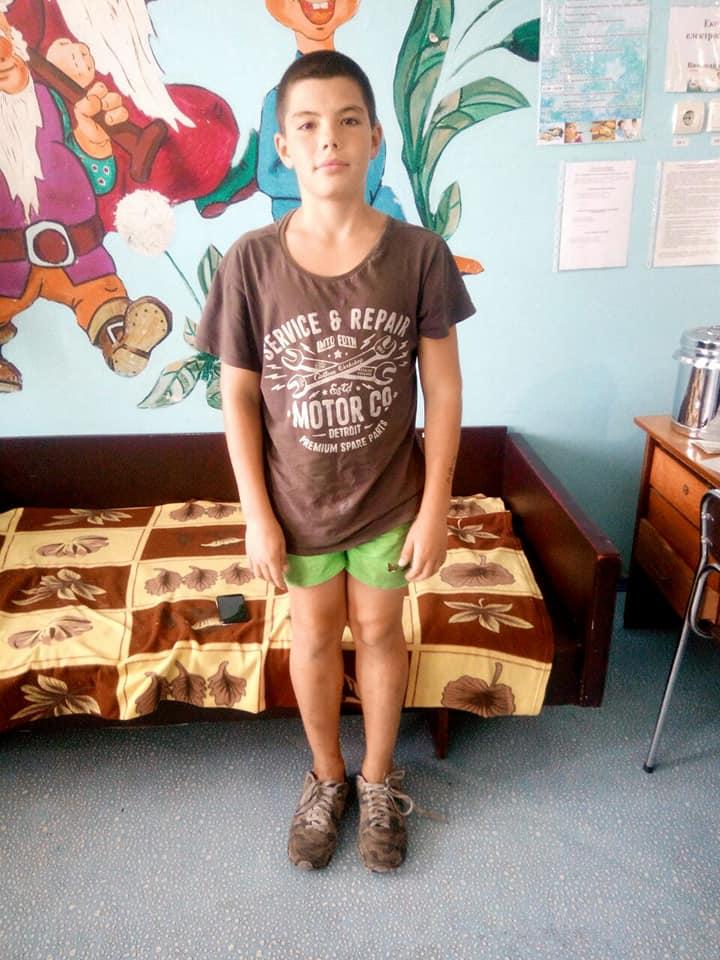 В Днепре из больницы исчез 13-летний мальчик: просьба помочь в поисках. Новости Днепра