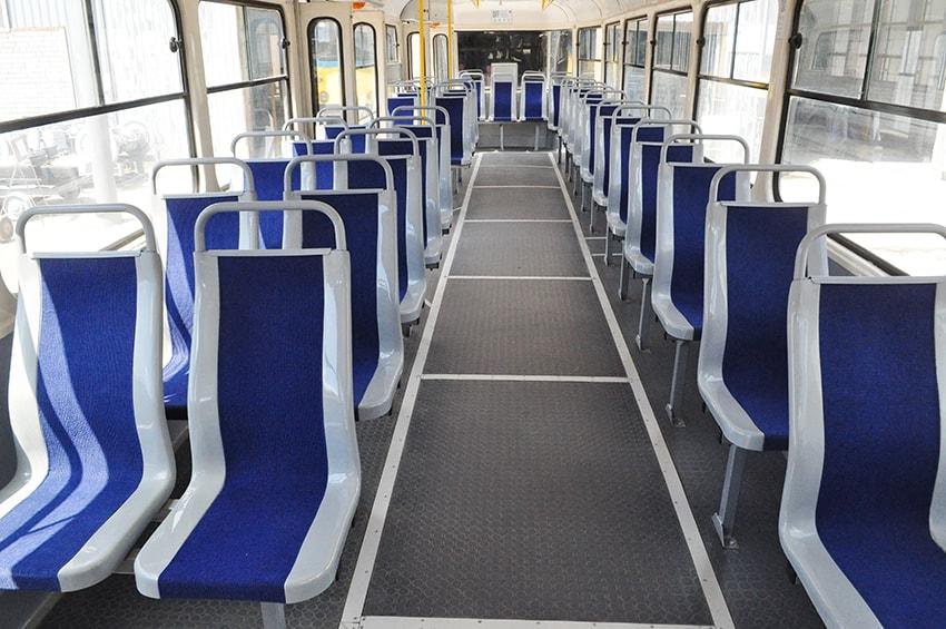 Днепровский трамвай будет перевозить людей по измененному маршруту. Новости Днепра