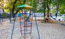 В Днепре найден труп прямо на детской площадке