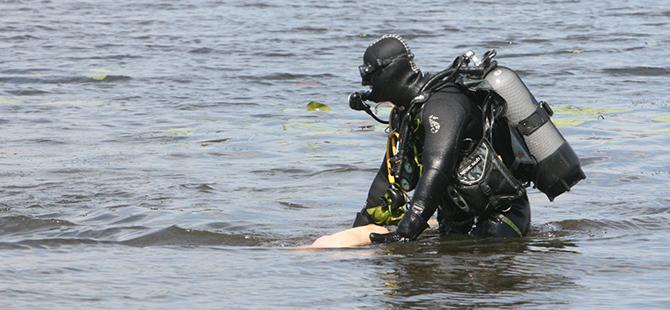 Из воды достали тело подростка: имеется версия гибели мальчика. Новости Днепра