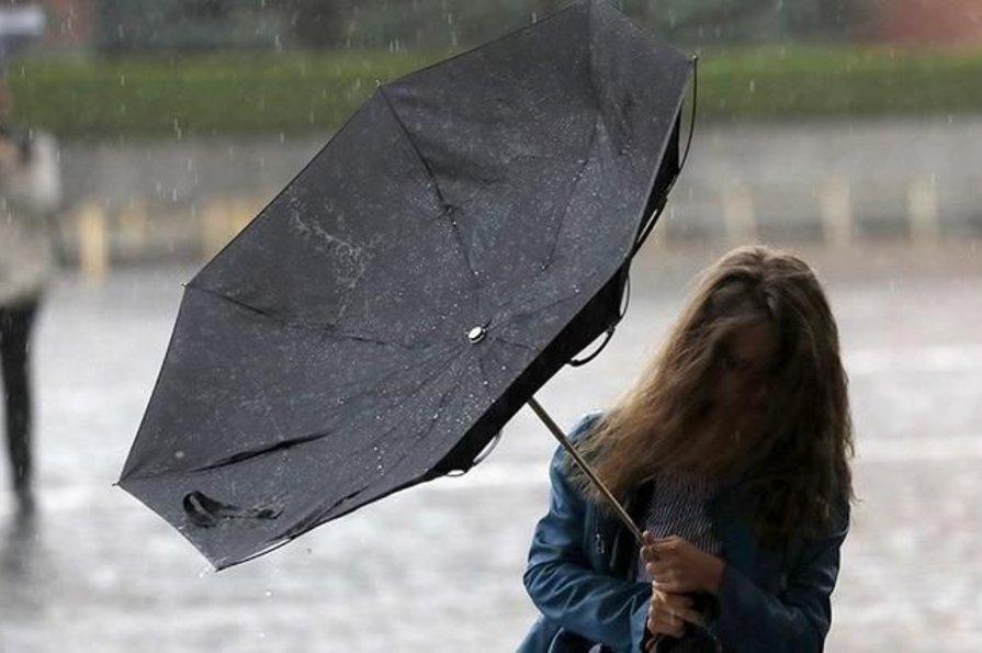 В Днепре ожидается сильный ветер. Новости Днепра