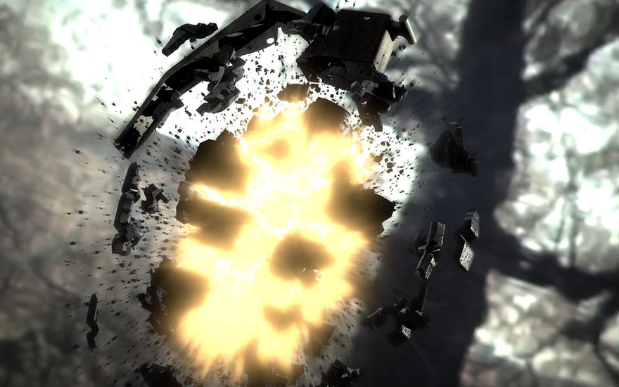 Мощный взрыв: неизвестные бросили под машину гранату. Новости Днепра