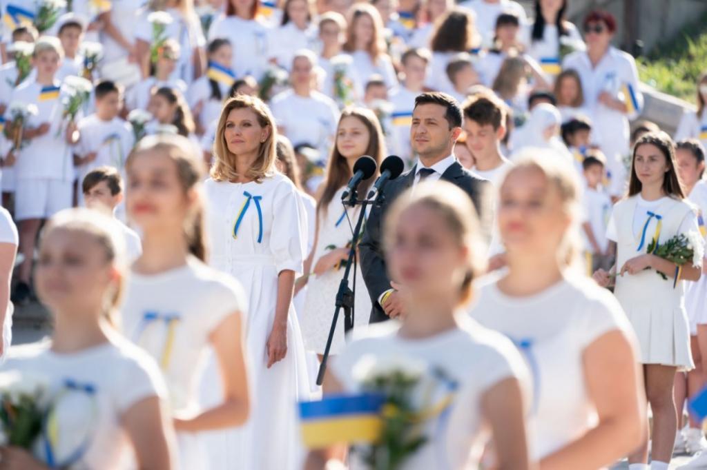 Рречь Зеленского по случаю Дня независимости Украины. Новости Украины