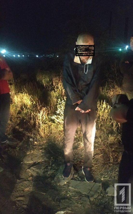 Застали на горячем: мужчина пытался подбросить наркотики на территорию колонии. Новости Днепра