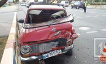 Столкнулись два автомобиля: в результате ДТП пострадали люди