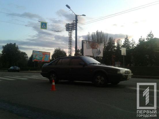 «Не заметил, как выбежал»: водитель сбил маленького мальчика на переходе. Новости Днепра