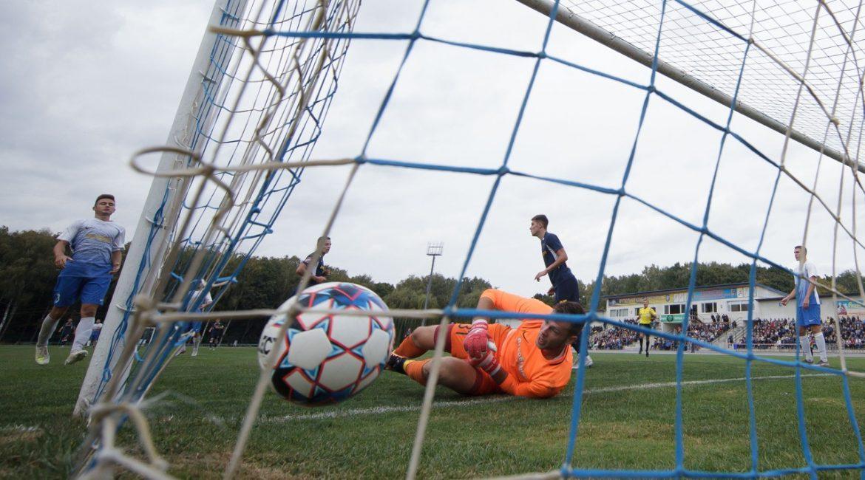 СК «Днепр-1» одержал победу в матче Кубка Украины. Новости Днепра