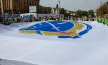 «Битва хоров» и карнавальное шествие: как днепряне отпраздновали день города