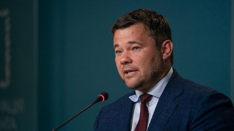 «Второй» Порошенко: Андрей Богдан отличился своим поведением в Раде. Новости Украины