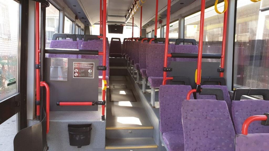 Вместо «труповозок» хорошие автобусы: в Днепр завезли новенькие Volvo. Новости Днепра