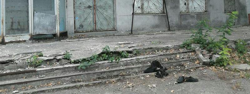 На улице найден труп. Новости Днепра