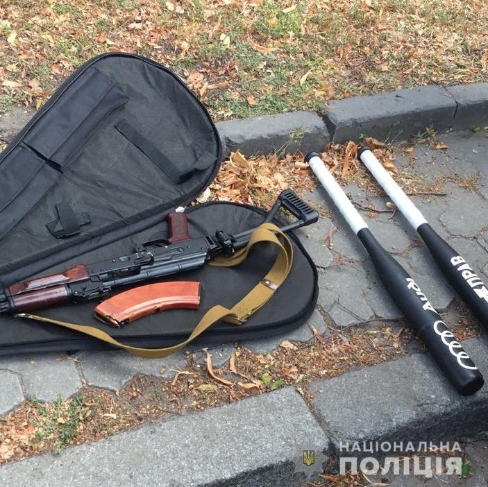 Задержан бандит по кличке Самвел Донецкий, который держал людей в страхе больше 20 лет. Новости Днепра