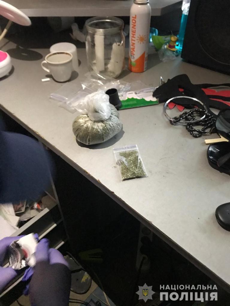 Мужчина в центре города сбывал наркотики: подробности. Новости Днепра
