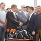 Президент Зеленский признал, что Центральный мост в Днепре был сдан вовремя