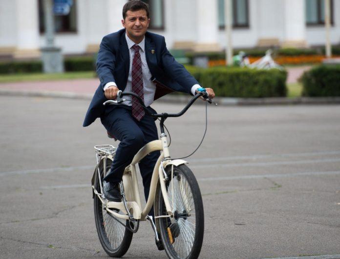 «Все из-за Зеленского»: почему Лукашенко не ездит на велосипеде и причем тут Президент Украины. Новости Украины