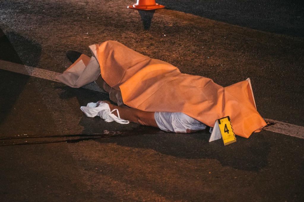 Мужчину сбили насмерть. Новости Украины