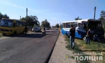 Столкнулись 2 автобуса: 19 пострадавших