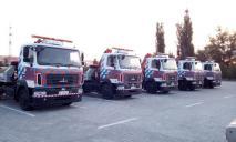 В Днепре появилось четыре новых эвакуатора
