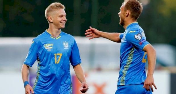 Украина обыграла Литву в отборе на Евро. Новости Украины