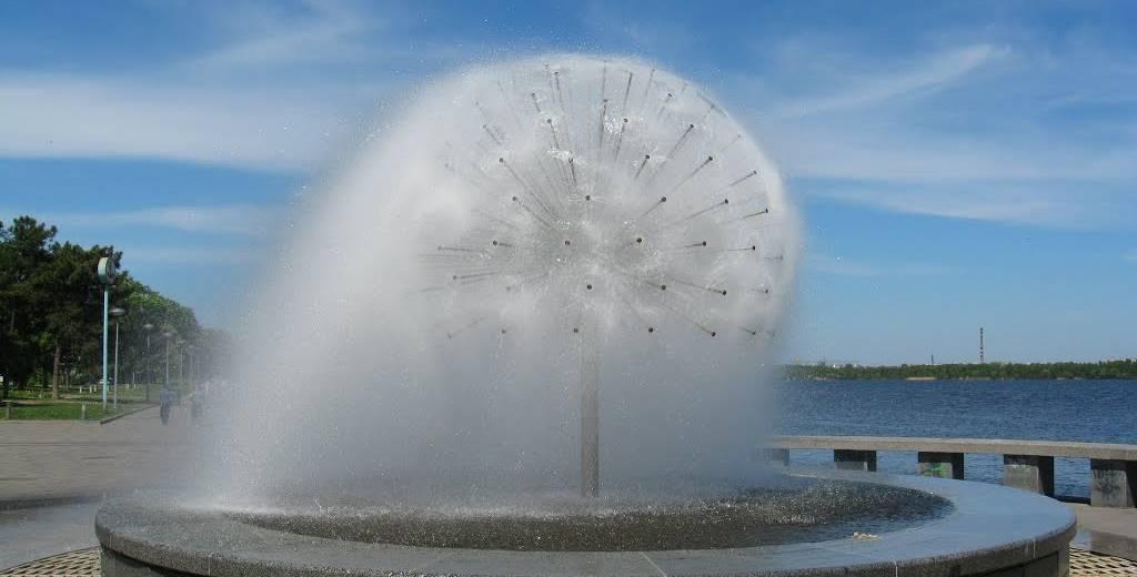 Названа основная причина плохого состояния фонтанов в Днепре. Новости Днепра
