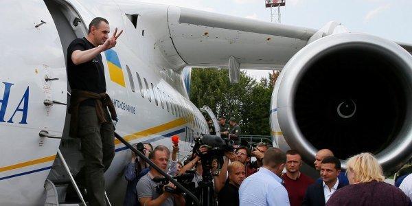 Освобожденные из плена украинцы получат по 100 тысяч гривен. Новости Украины