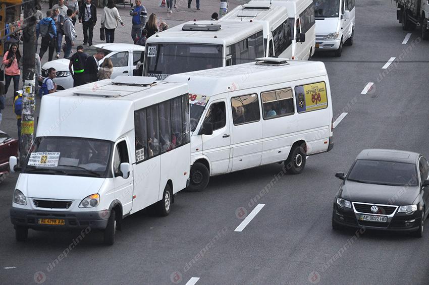 Ликвидация 2 маршруток в Днепре: новые подробности. Новости Днепра
