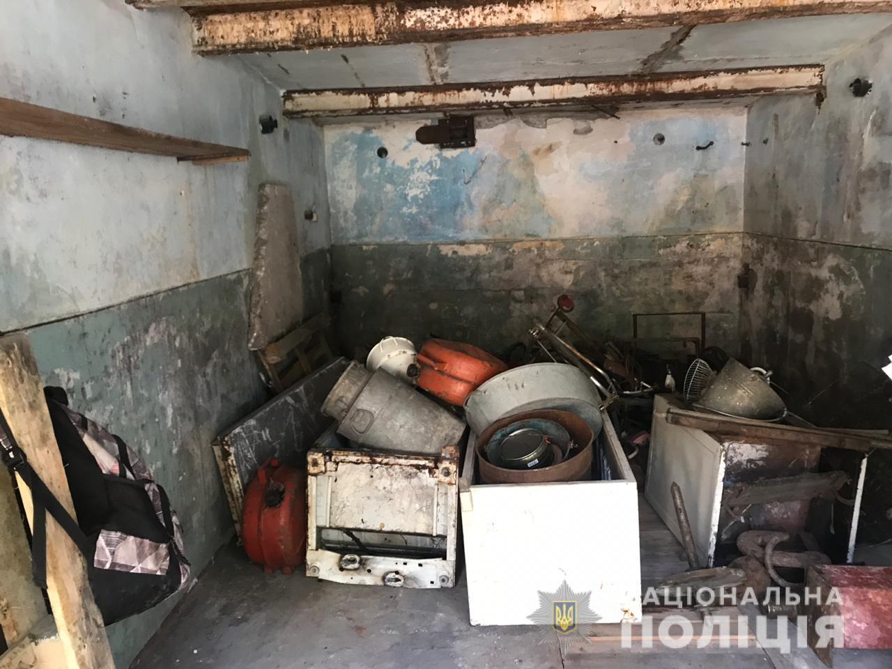 «Почем металл?»: мужчина и женщина устроили «бизнес на дому». Новости Днепра