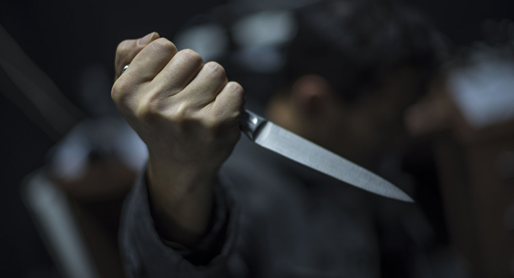 С ножом напали на ребенка. Новости Днепра