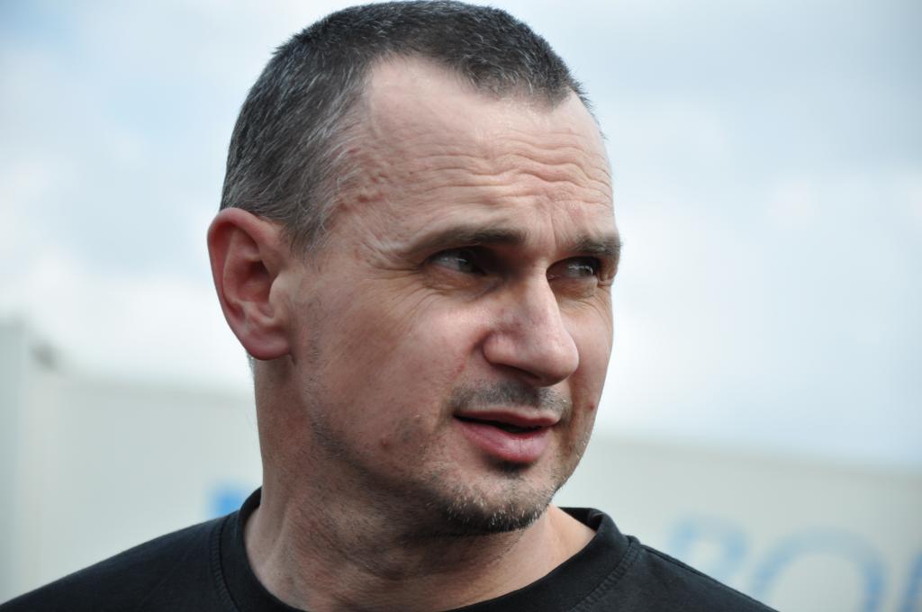 Сенцов рассказал о том, как его пытали в России: там были сотрудники СБУ. Новости Украины