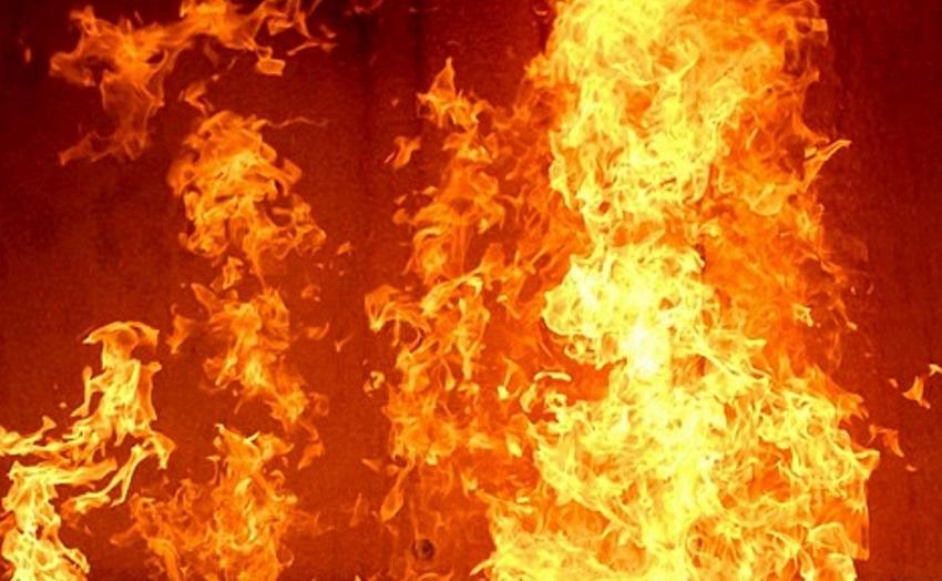 На пожаре в Днепре нашли труп мужчины. Новости Днепра