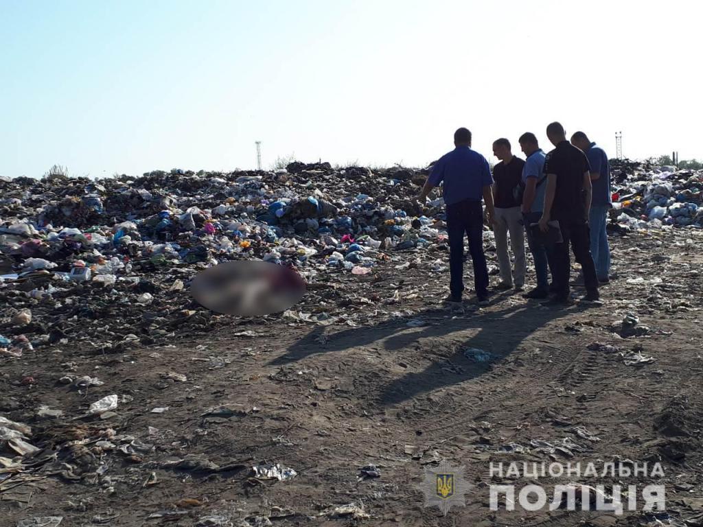 Перерезали горло и выбросили в мусорный бак: подробности жуткого убийства. Новости Украины