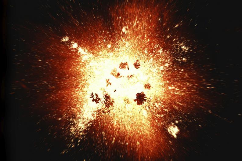 Сильные взрывы снова напугали жителей Днепра. Новости Днепра