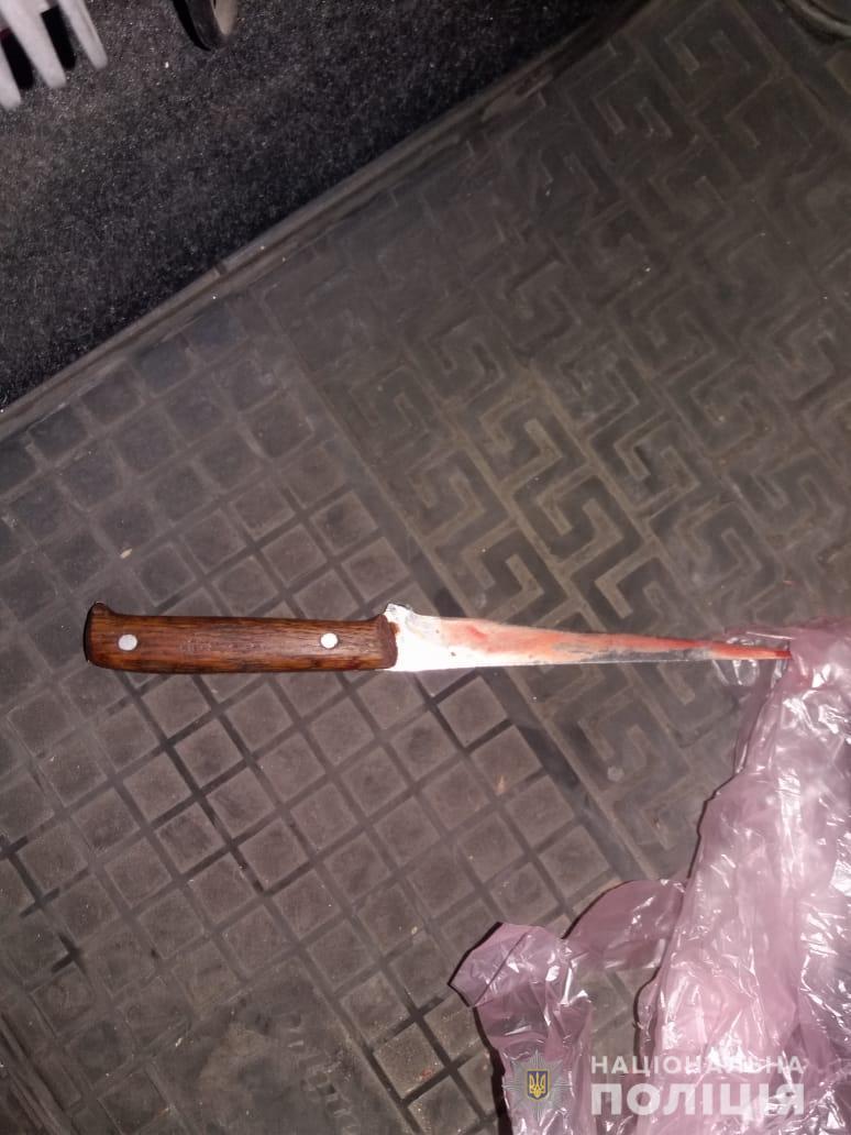 Напал с ножом: пенсионерка уговаривала сына пойти на работу и попала в реанимацию. Новости Днепра