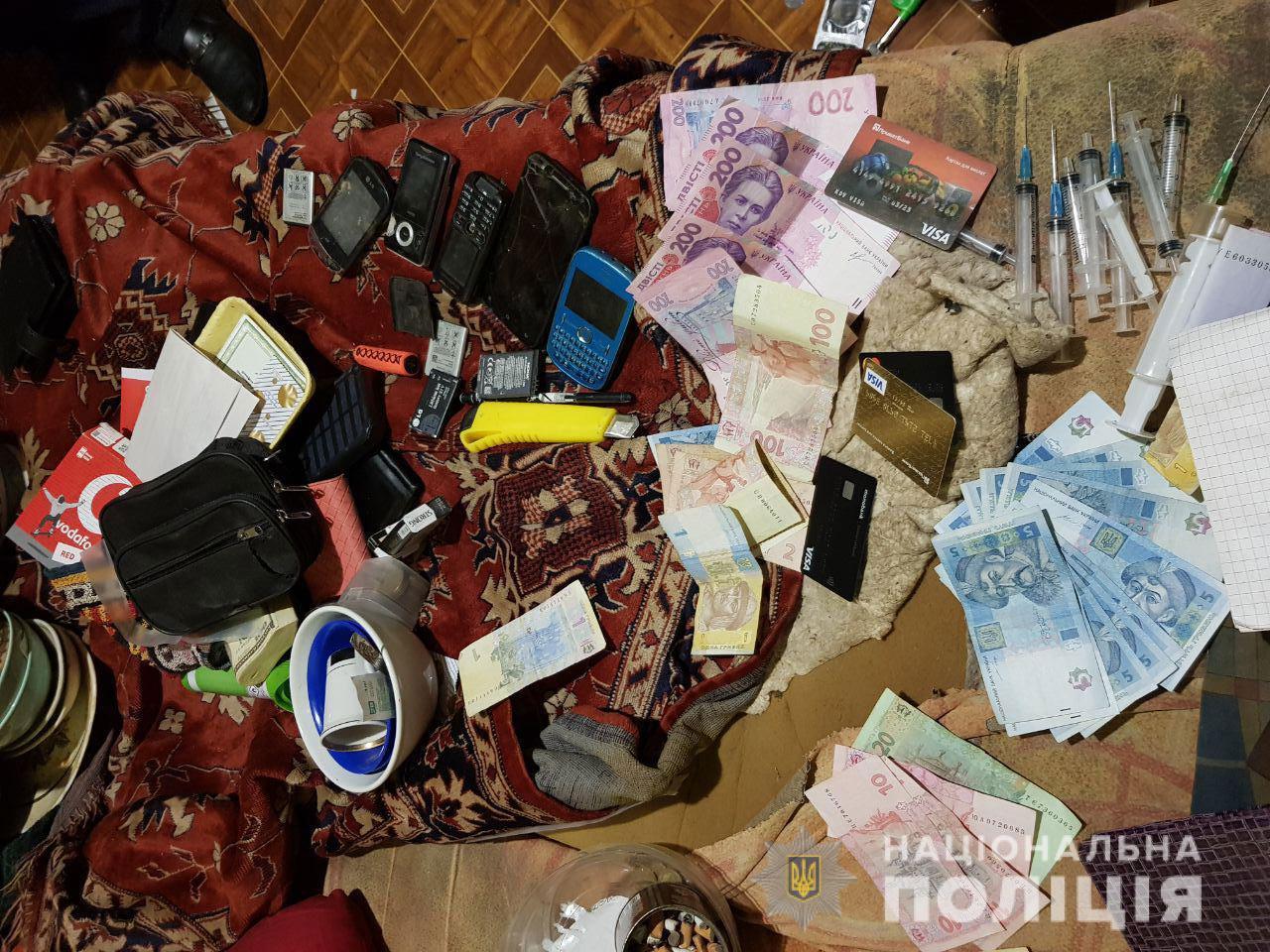 Задержание банды: полиция «накрыла» нарколабораторию. Новости Днепра