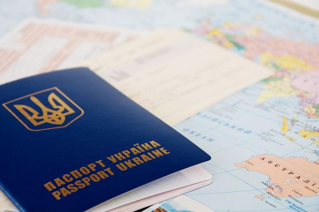 Рейтинг паспортов мира: насколько «крутой» украинский. Новости Украины