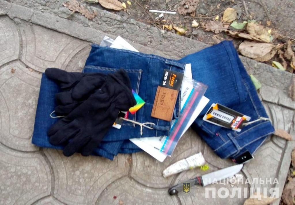 «Неудачливый вор»: парень совершил ограбление прямо на глазах у полицейского. Новости Днепра