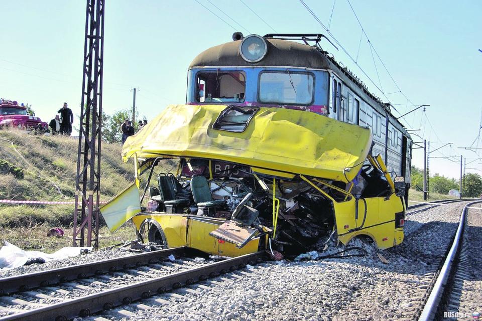 9-я годовщина трагедии в Марганце: поезд протаранил автобус. Новости Днепра