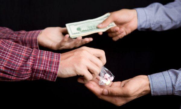 Наживался на наркозависимых: полиция вычислила наркосбытчика. Новости Днепра