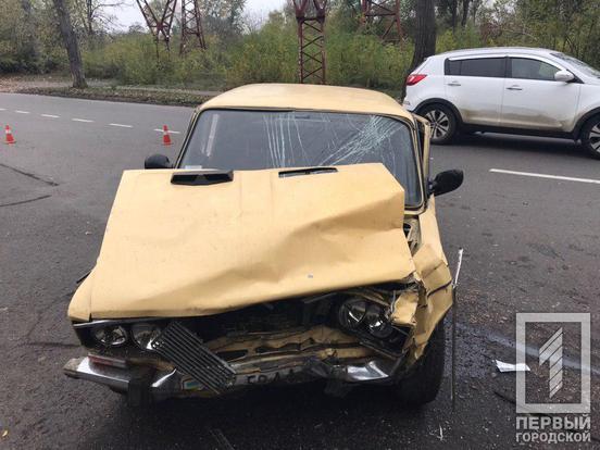«Не уступил дорогу»: в ДТП пострадали 4 человека. Новости Днепра