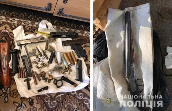 Оружие, наркотики и тротил: чем «отличились» преступники в Днепре. Новости Днепра